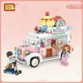LOZ -- 甜品車