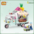 LOZ -- 水果車